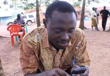 Ghana Engaging Cocoa Growers through Text Messaging