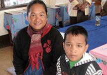 Laos Helping Children Orphaned and Injured from UXO