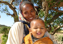 View details: Health extension workers help an Ethiopian community improve health services for women and children