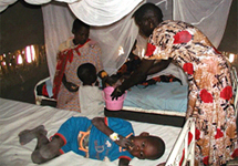 View details: A drive to save all from malaria in Southern Sudan