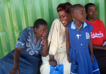"Uganda: ""providing combined services at kijansi youth center"""