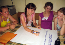 "Ukraine: ""partnering to keep youth safe"""