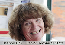 Jeanne Day - Senior Technical Staff