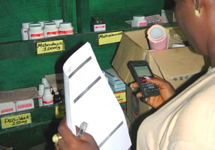 View details: Innovative mobile phone use improves access to drugs and medical supplies in Africa