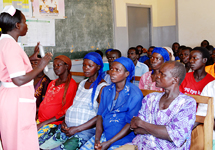 View details: Global Reproductive Health Commodity Security for UNFPA