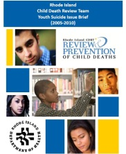 View details: Rhode Island Youth Suicide Issue Brief