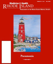 Rhode Island Child Death Review: Sudden Infant Death and Sudden Unexpected Infant Deaths, 2008-2009 in Medicine & Health Rhode Island