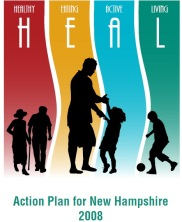 View details: Healthy Eating and Active Living Action Plan for New Hampshire