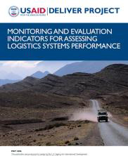 View details: Monitoring and Evaluation Indicators for Assessing Logistics Systems Performance