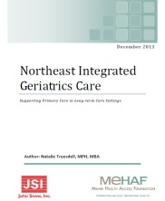 Northeast Integrated Geriatrics Care: Supporting Primary Care in Long-term Care Settings