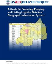 View details: A Guide for Preparing, Mapping, and Linking Logistics Data to a Geographic Information System
