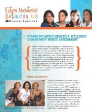 View details: Young Women's Health & Wellness Community Needs Assessment