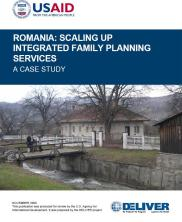 View details: Romania: Scaling Up Integrated Family Planning Services: A Case Study