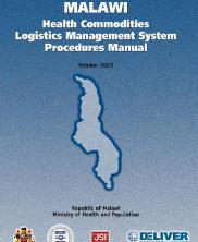 View details: Malawi Health Commodities Logistics Management System Procedures Manual