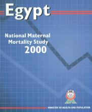 View details: National Maternal Mortality Study - Egypt