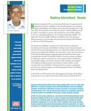 View details: JSI Case Studies in Capacity Building: Handicap International, Rwanda