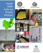 View details: Ethiopia HMIS Scale-up Project brochure