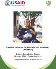 PAIMAN Final report cover