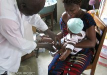 View details: Vaccination campaigns protect the most vulnerable populations in Togo