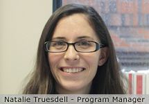 Natalie Truesdell - Program Manager
