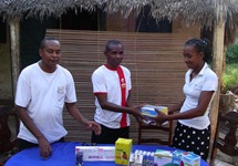 View details: Changing the definition of accessible: ensuring health supplies are available during the rainy aeason in Madagascar