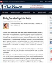 View details: Moving Forward on Population Health