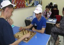 turkmenistan youth centers project chess