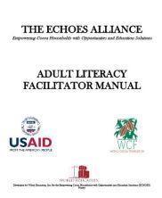 View details: ECHOES Adult Literacy Facilitator Manual