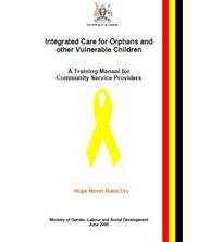 View details: Integrated Care for Orphans and Other Vulnerable Children: A Toolkit for Community Service Providers
