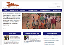 Thumbnail of the sc4ccm.jsi.com home page