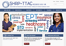 Thumbnail of the shrpttac.jsi.com home page