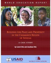 View details: Building for Peace and Prosperity in the Casamance Region of Senegal:  A Case Study