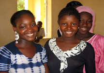 Mali Girls Secondary Scholarship Small