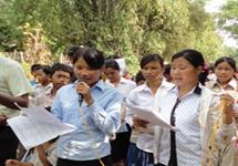 Cambodia Building Life Skills