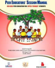 View details: Peer Educators' Session Manual: HIV/AIDS Peer Education for Upper Primary Students