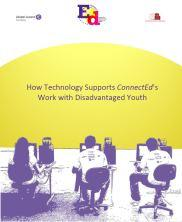View details: How Technology Supports ConnectEd's Work with Disadvantaged Youth