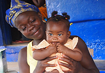 View details: Liberian Agricultural Upgrading, Nutrition and Child Health (LAUNCH) Project