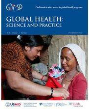 View details: Development and use of a master health facility list: Haiti's experience during the  2010 earthquake response