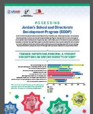 View details: Poster: Assessing Jordan's School and Directorate Development Program