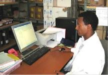 Empowered with Real-Time Logistics Data, Health Facilities Improve Access to Medicines