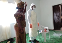 View details: Liberia Ebola Infection Prevention and Control Activity