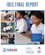 View details: Improved Basic Education in Cambodia (IBEC) Final Report