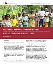 View details: Mother's Associations in Benin: Advocates and Agents for Girls' Education