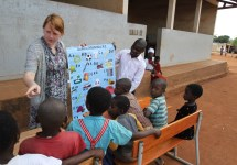View details: Peace Corps Mozambique Literacy Training and Evaluation Services