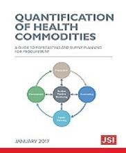 View details: Quantification of Health Commodities (2017)