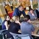 Human centered design workshop at Roslyn office