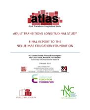 View details: Adult Transitions Longitudinal Study: Final Report