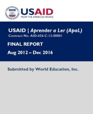 View details: USAID|Aprender a Ler (ApaL) Final Report