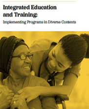 View details: Integrated Education and Training: Implementing Programs in Diverse Contexts