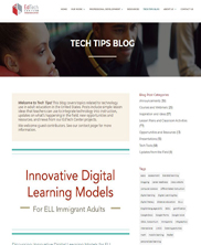 View details: Blog: Tech Tips for Teachers
